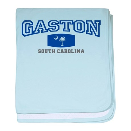 Gaston South Carolina, SC, Palmetto State Flag bab