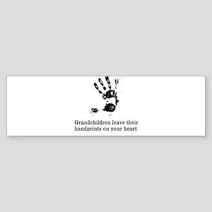handprints Sticker (Bumper)