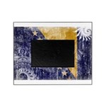 Bosnia and Herzegovina Flag Picture Frame