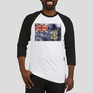 British Virgin Islands Flag Baseball Jersey