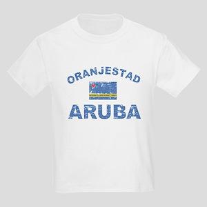 Oranjestad Aruba designs Kids Light T-Shirt