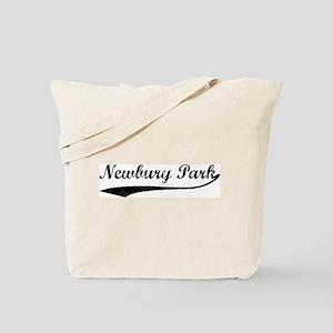 Newbury Park - Vintage Tote Bag