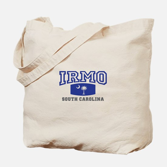 Irmo South Carolina, SC, Palmetto State Flag Tote