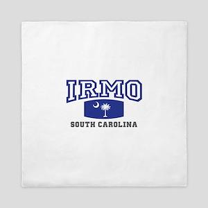Irmo South Carolina, SC, Palmetto State Flag Queen