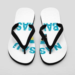 Nassau Bahamas designs Flip Flops