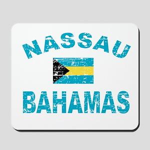 Nassau Bahamas designs Mousepad