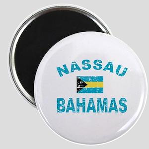 Nassau Bahamas designs Magnet