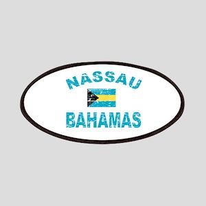 Nassau Bahamas designs Patches