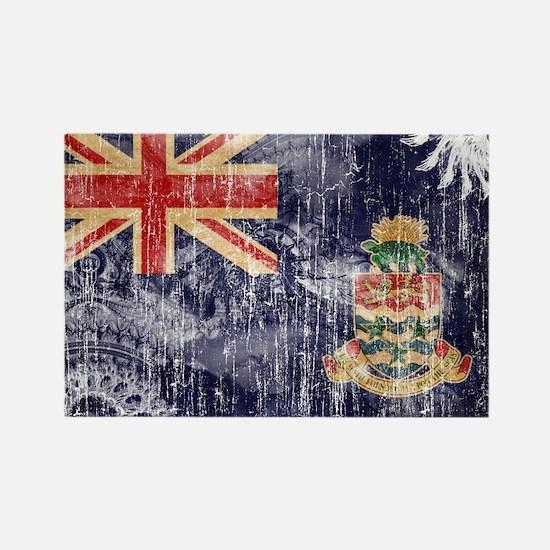 Cayman Islands Flag Rectangle Magnet