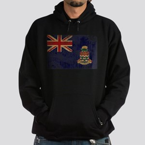 Cayman Islands Flag Hoodie (dark)