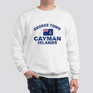 George Town Cayman Islands designs Sweatshirt