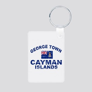 George Town Cayman Islands designs Aluminum Photo
