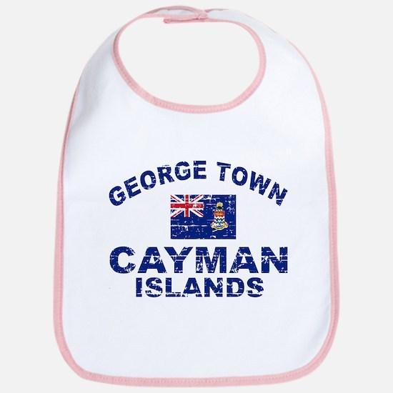 George Town Cayman Islands designs Bib