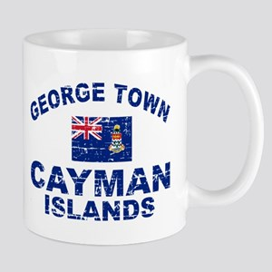 George Town Cayman Islands designs Mug