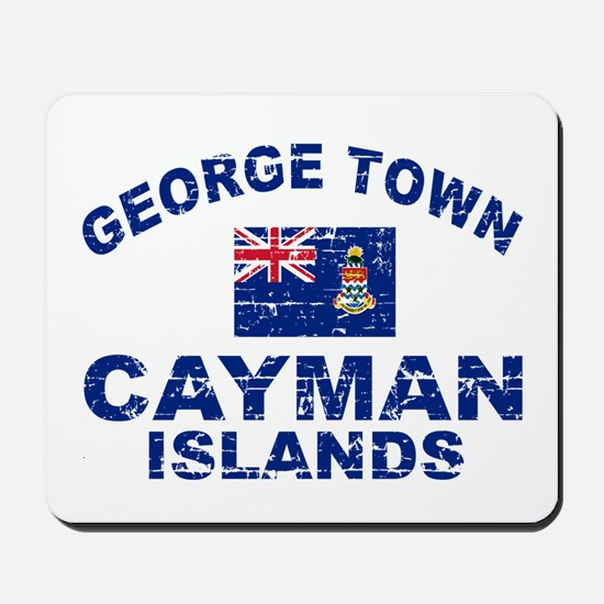 George Town Cayman Islands designs Mousepad