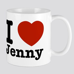 I love Jenny Mug