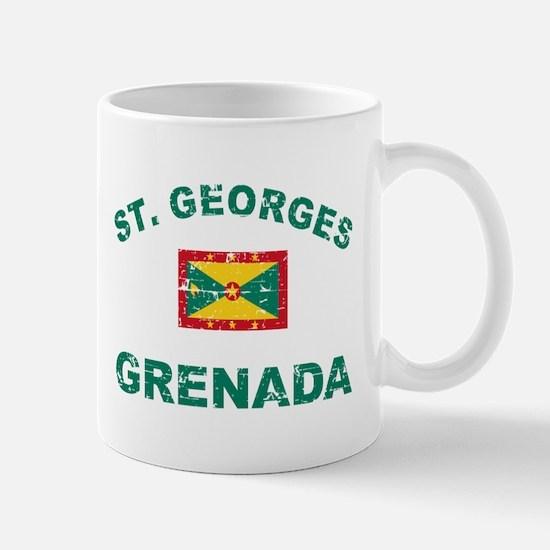 St. Georges Grenada designs Mug