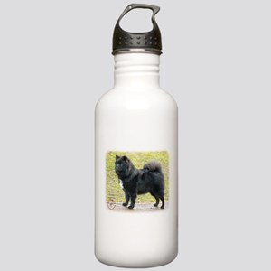 Finnish Lapphund 9T039D-035 Stainless Water Bottle
