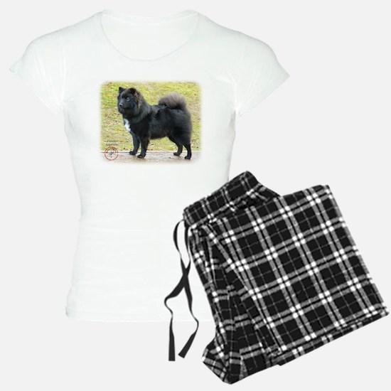 Finnish Lapphund 9T039D-035 Pajamas
