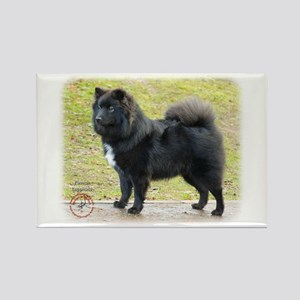Finnish Lapphund 9T039D-035 Rectangle Magnet