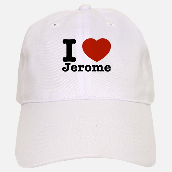 I love Jerome Baseball Baseball Cap