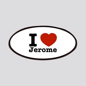 I love Jerome Patches
