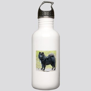 Finnish Lapphund 9T039D-027 Stainless Water Bottle