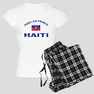 Port-Au-Prince Haiti designs Women's Light Pajamas