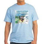 Light Blue Good Time Delaware T-Shirt
