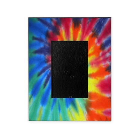 Tie Dye Picture Frame By Swearingmoms