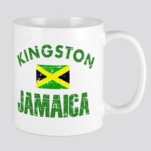 Kingston Jamaica designs Mug