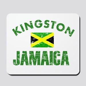 Kingston Jamaica designs Mousepad