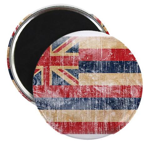 "Hawaii Flag 2.25"" Magnet (100 pack)"