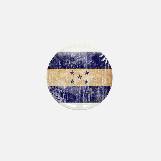 Honduras Flag Mini Button