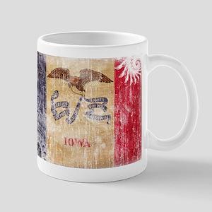Iowa Flag Mug