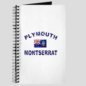 Plymouth Montserrat designs Journal