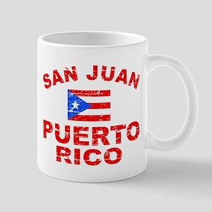 San Juan Puerto Rico designs Mug