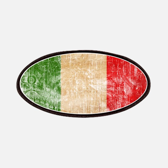 Italy Flag Patches