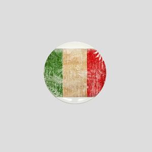 Italy Flag Mini Button