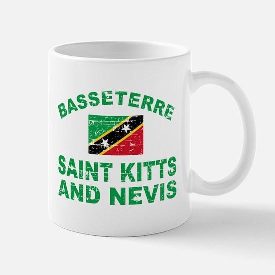 Basseterre Saint Kitts and Nevis designs Mug