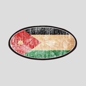 Jordan Flag Patches