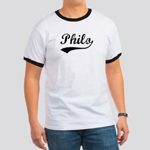 Philo - Vintage Ringer T