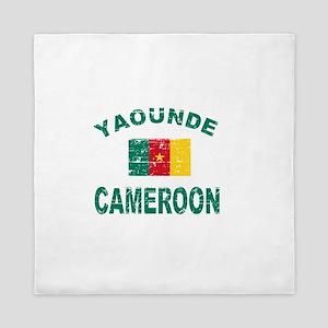 Yaounde Cameroon designs Queen Duvet