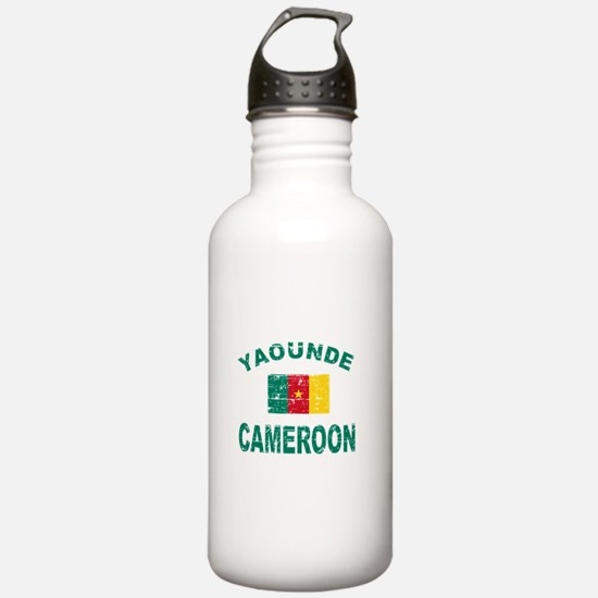 Yaounde Cameroon designs Water Bottle