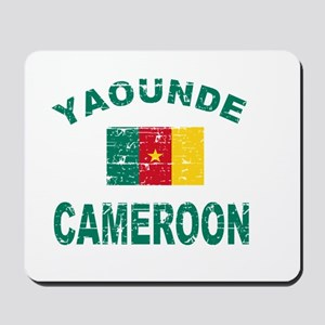 Yaounde Cameroon designs Mousepad