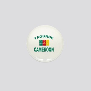 Yaounde Cameroon designs Mini Button