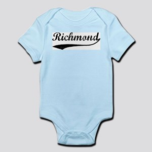 Richmond - Vintage Infant Creeper