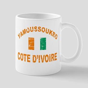 Yamoussoukro Cote D Ivoire designs Mug
