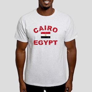 Cairo Egypt designs Light T-Shirt