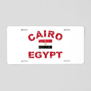 Cairo Egypt designs Aluminum License Plate